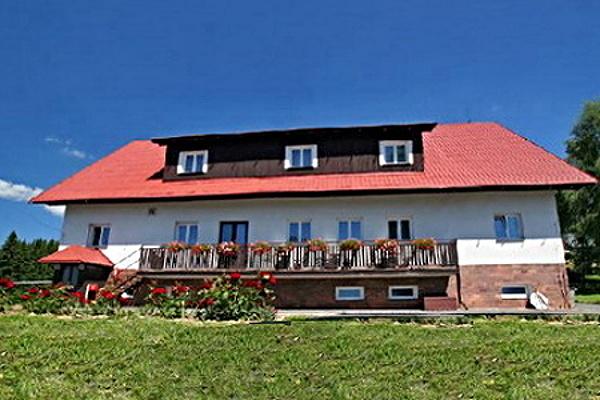 Ubytování Krkonoše - Penzion nad Rokytnicí