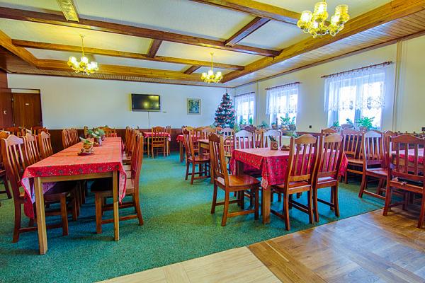 Ubytování Krkonoše - Penzion Rokytnici v Krkonoších - restaurace
